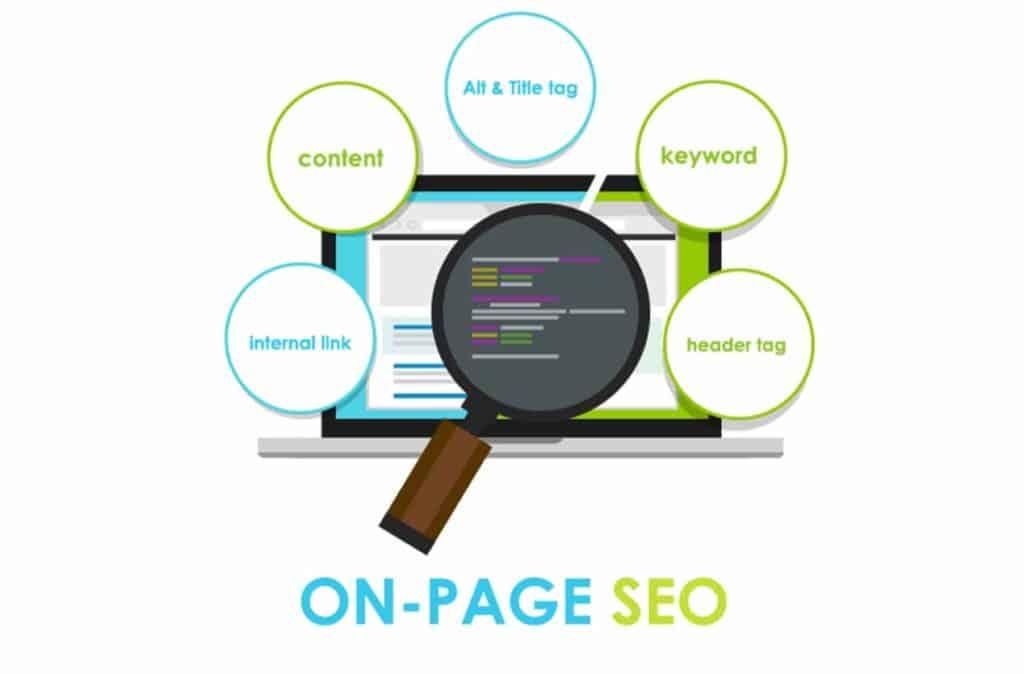 onPage SEO Strategy