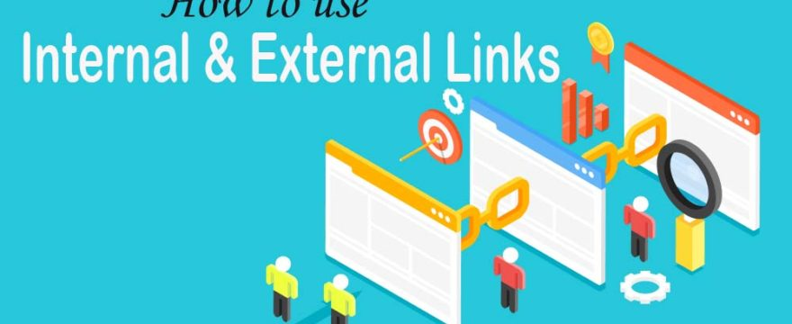 Internal & External Links