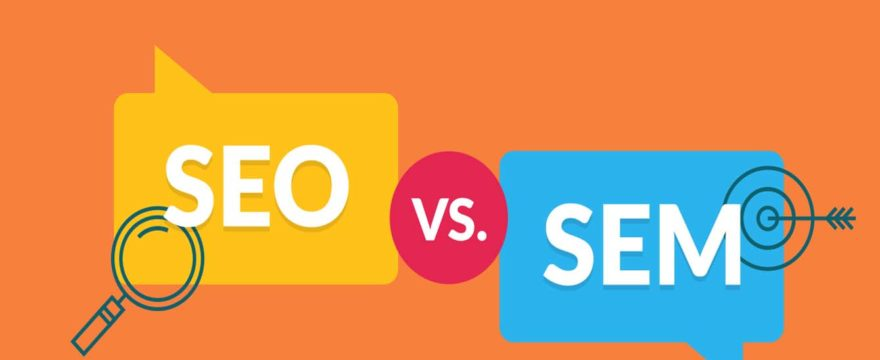 What is the difference between SEO and SEM