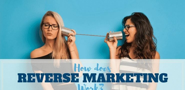What is Reverse Marketing