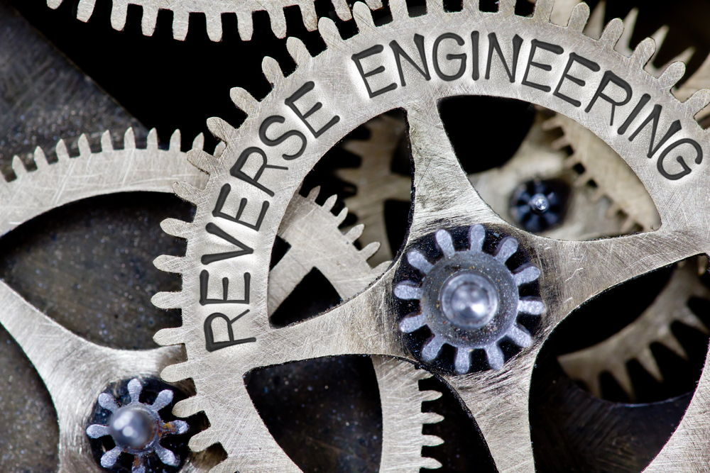 what differentiates reverse marketing and reverse engineering