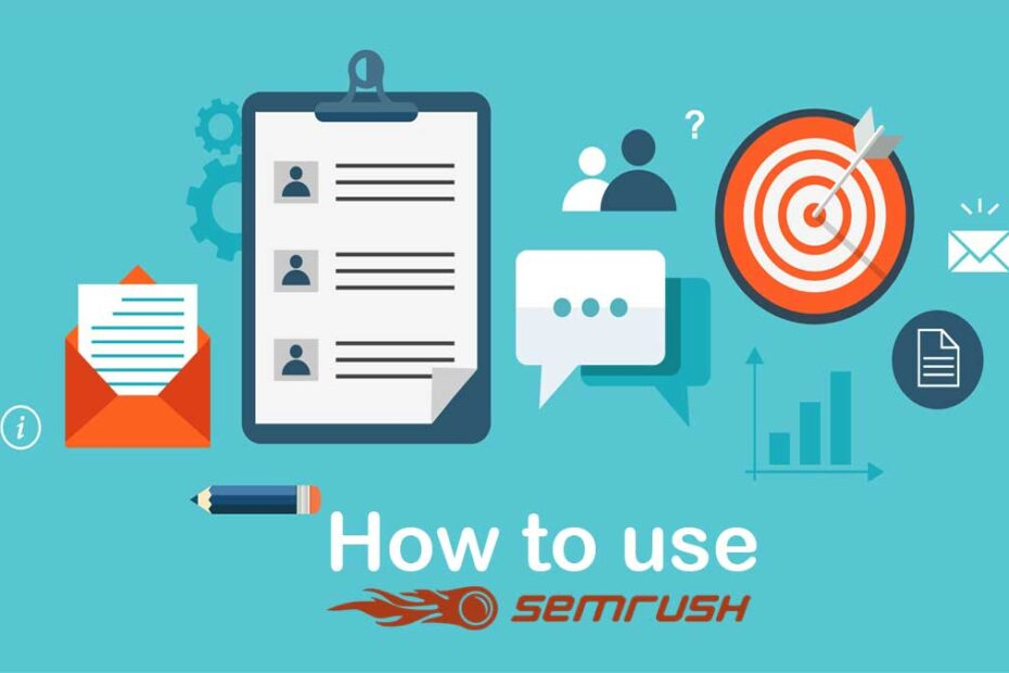 how to use semrush