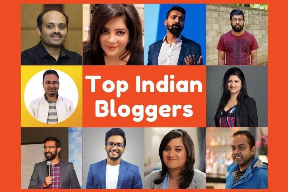 Best Indian Bloggers