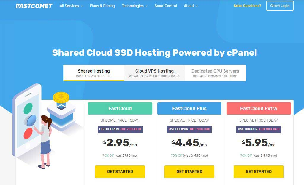 Bluehost Alternatives