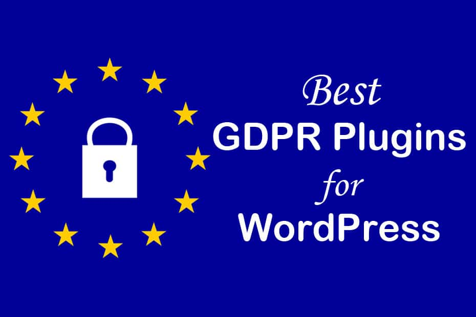 GDPR Plugin WordPress